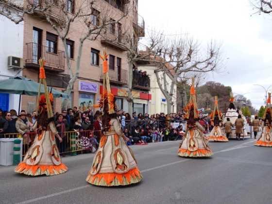 Desfile 2017 Ofertorio del Carnaval de Herencia 274 560x420 - Fotografías del Ofertorio de Carnaval de Herencia 2017