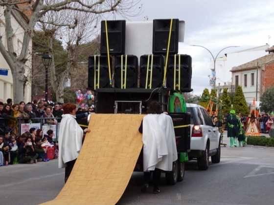 Desfile 2017 Ofertorio del Carnaval de Herencia 279 560x420 - Fotografías del Ofertorio de Carnaval de Herencia 2017