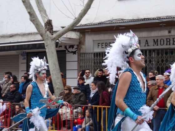 Desfile 2017 Ofertorio del Carnaval de Herencia 317 560x420 - Fotografías del Ofertorio de Carnaval de Herencia 2017