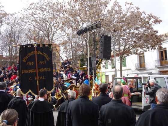 Desfile 2017 Ofertorio del Carnaval de Herencia 32 560x420 - Fotografías del Ofertorio de Carnaval de Herencia 2017