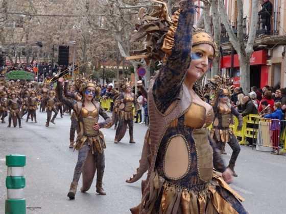 Desfile 2017 Ofertorio del Carnaval de Herencia 339 560x420 - Fotografías del Ofertorio de Carnaval de Herencia 2017