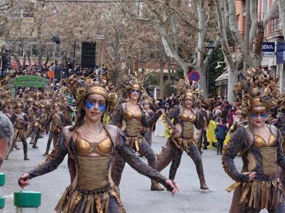 Desfile 2017 Ofertorio del Carnaval de Herencia 343 560x420 - Fotografías del Ofertorio de Carnaval de Herencia 2017
