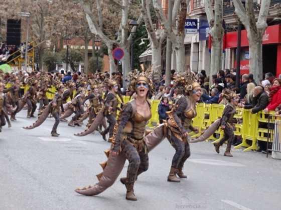 Desfile 2017 Ofertorio del Carnaval de Herencia 345 560x420 - Fotografías del Ofertorio de Carnaval de Herencia 2017