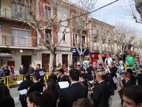Desfile 2017 Ofertorio del Carnaval de Herencia 35 560x420 - Fotografías del Ofertorio de Carnaval de Herencia 2017
