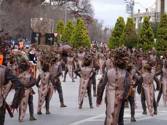 Desfile 2017 Ofertorio del Carnaval de Herencia 350 560x420 - Fotografías del Ofertorio de Carnaval de Herencia 2017