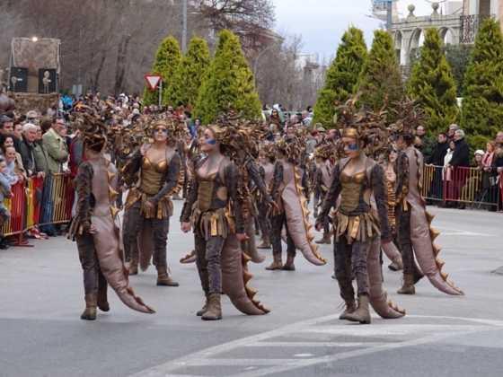 Desfile 2017 Ofertorio del Carnaval de Herencia 354 560x420 - Fotografías del Ofertorio de Carnaval de Herencia 2017