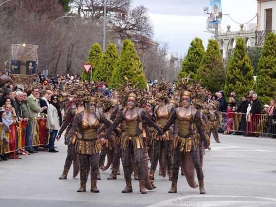 Desfile 2017 Ofertorio del Carnaval de Herencia 355 560x420 - Fotografías del Ofertorio de Carnaval de Herencia 2017