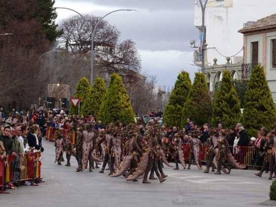 Desfile 2017 Ofertorio del Carnaval de Herencia 357 560x420 - Fotografías del Ofertorio de Carnaval de Herencia 2017