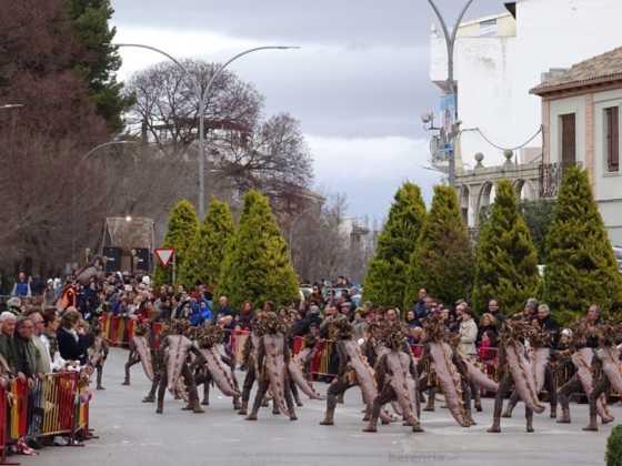 Desfile 2017 Ofertorio del Carnaval de Herencia 359 560x420 - Fotografías del Ofertorio de Carnaval de Herencia 2017