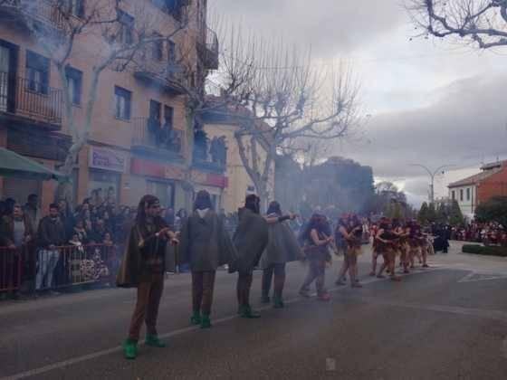 Desfile 2017 Ofertorio del Carnaval de Herencia 368 560x420 - Fotografías del Ofertorio de Carnaval de Herencia 2017