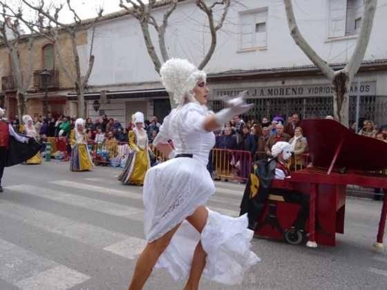 Desfile 2017 Ofertorio del Carnaval de Herencia 374 560x420 - Fotografías del Ofertorio de Carnaval de Herencia 2017