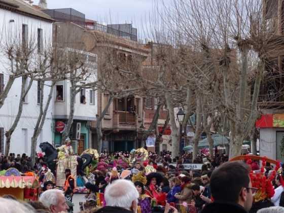 Desfile 2017 Ofertorio del Carnaval de Herencia 379 560x420 - Fotografías del Ofertorio de Carnaval de Herencia 2017