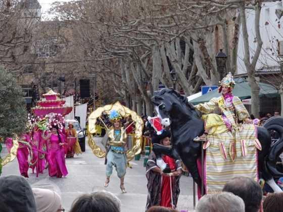 Desfile 2017 Ofertorio del Carnaval de Herencia 381 560x420 - Fotografías del Ofertorio de Carnaval de Herencia 2017