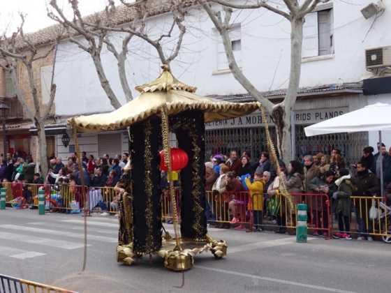 Desfile 2017 Ofertorio del Carnaval de Herencia 386 560x420 - Fotografías del Ofertorio de Carnaval de Herencia 2017