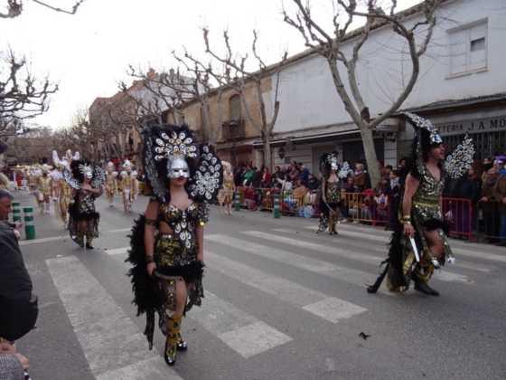 Desfile 2017 Ofertorio del Carnaval de Herencia 392 560x420 - Fotografías del Ofertorio de Carnaval de Herencia 2017