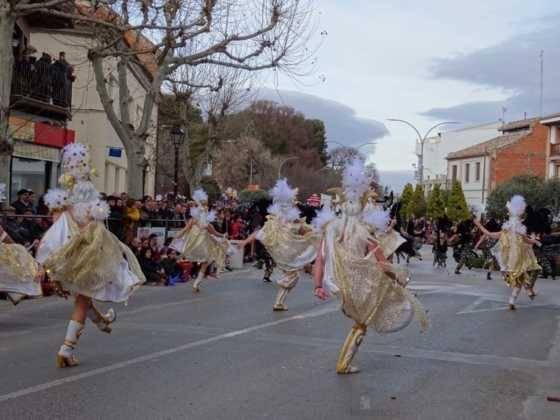 Desfile 2017 Ofertorio del Carnaval de Herencia 393 560x420 - Fotografías del Ofertorio de Carnaval de Herencia 2017