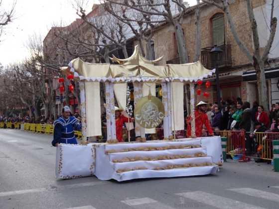 Desfile 2017 Ofertorio del Carnaval de Herencia 396 560x420 - Fotografías del Ofertorio de Carnaval de Herencia 2017
