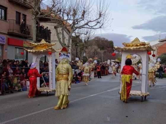 Desfile 2017 Ofertorio del Carnaval de Herencia 397 560x420 - Fotografías del Ofertorio de Carnaval de Herencia 2017