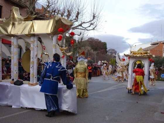 Desfile 2017 Ofertorio del Carnaval de Herencia 398 560x420 - Fotografías del Ofertorio de Carnaval de Herencia 2017