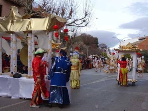 Desfile 2017 Ofertorio del Carnaval de Herencia 399 560x420 - Fotografías del Ofertorio de Carnaval de Herencia 2017