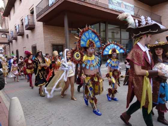 Desfile 2017 Ofertorio del Carnaval de Herencia 4 560x420 - Fotografías del Ofertorio de Carnaval de Herencia 2017