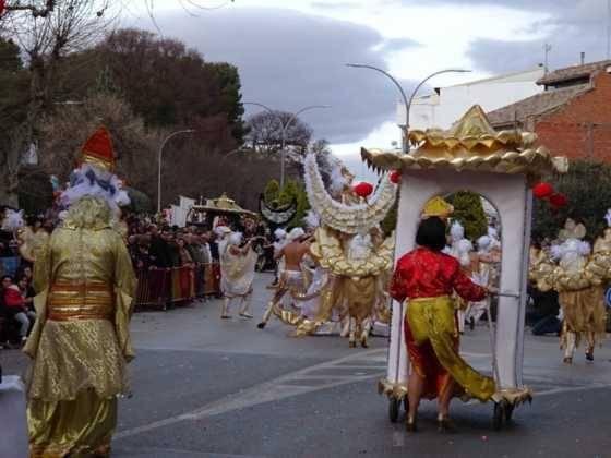Desfile 2017 Ofertorio del Carnaval de Herencia 400 560x420 - Fotografías del Ofertorio de Carnaval de Herencia 2017