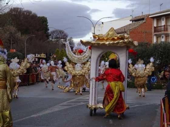 Desfile 2017 Ofertorio del Carnaval de Herencia 401 560x420 - Fotografías del Ofertorio de Carnaval de Herencia 2017
