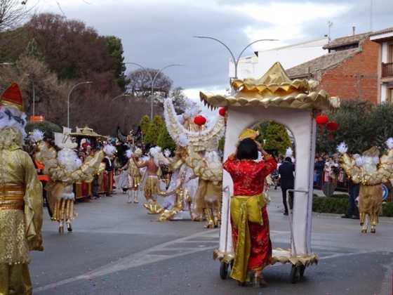 Desfile 2017 Ofertorio del Carnaval de Herencia 404 560x420 - Fotografías del Ofertorio de Carnaval de Herencia 2017