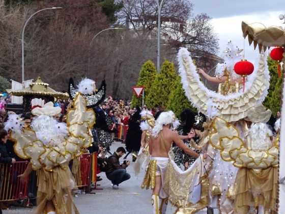 Desfile 2017 Ofertorio del Carnaval de Herencia 405 560x420 - Fotografías del Ofertorio de Carnaval de Herencia 2017