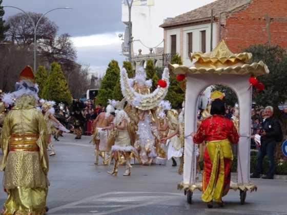 Desfile 2017 Ofertorio del Carnaval de Herencia 406 560x420 - Fotografías del Ofertorio de Carnaval de Herencia 2017