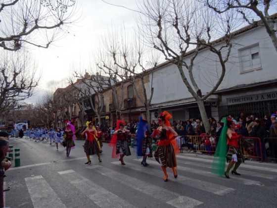 Desfile 2017 Ofertorio del Carnaval de Herencia 408 560x420 - Fotografías del Ofertorio de Carnaval de Herencia 2017