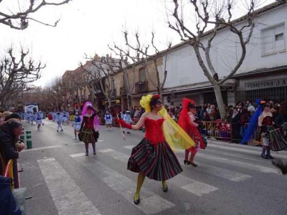 Desfile 2017 Ofertorio del Carnaval de Herencia 410 560x420 - Fotografías del Ofertorio de Carnaval de Herencia 2017