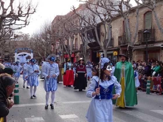 Desfile 2017 Ofertorio del Carnaval de Herencia 415 560x420 - Fotografías del Ofertorio de Carnaval de Herencia 2017