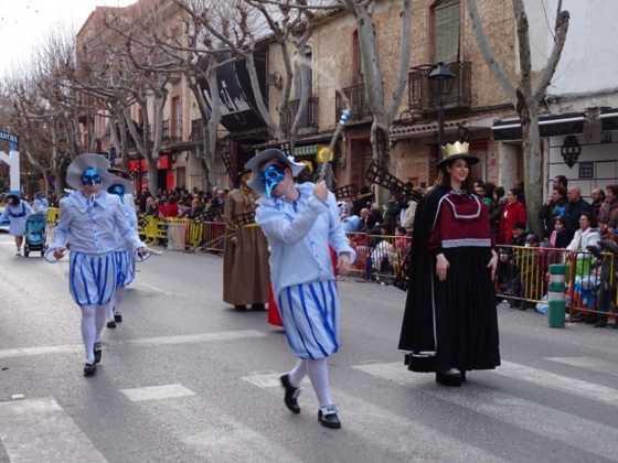 Desfile 2017 Ofertorio del Carnaval de Herencia 417 560x420 - Fotografías del Ofertorio de Carnaval de Herencia 2017