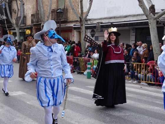 Desfile 2017 Ofertorio del Carnaval de Herencia 418 560x420 - Fotografías del Ofertorio de Carnaval de Herencia 2017