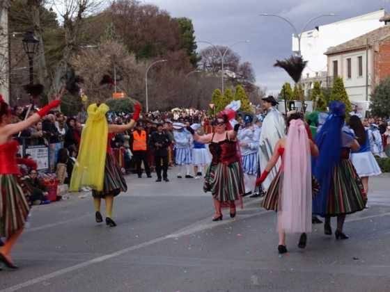 Desfile 2017 Ofertorio del Carnaval de Herencia 422 560x420 - Fotografías del Ofertorio de Carnaval de Herencia 2017