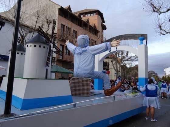 Desfile 2017 Ofertorio del Carnaval de Herencia 427 560x420 - Fotografías del Ofertorio de Carnaval de Herencia 2017