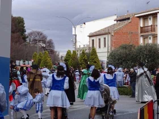 Desfile 2017 Ofertorio del Carnaval de Herencia 428 560x420 - Fotografías del Ofertorio de Carnaval de Herencia 2017