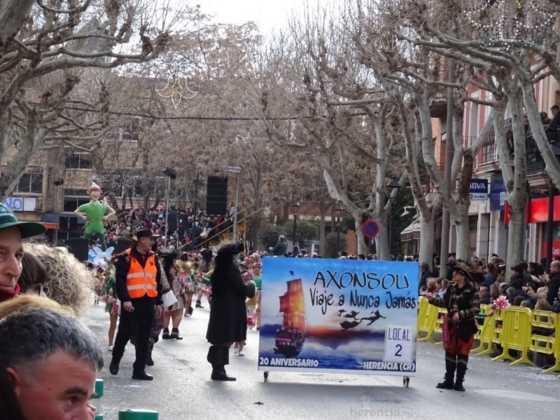 Desfile 2017 Ofertorio del Carnaval de Herencia 429 560x420 - Fotografías del Ofertorio de Carnaval de Herencia 2017
