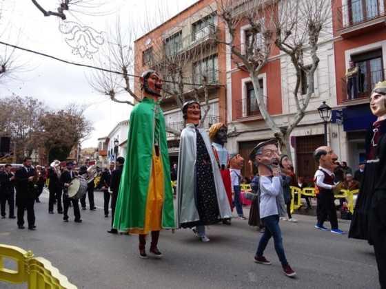 Desfile 2017 Ofertorio del Carnaval de Herencia 43 560x420 - Fotografías del Ofertorio de Carnaval de Herencia 2017