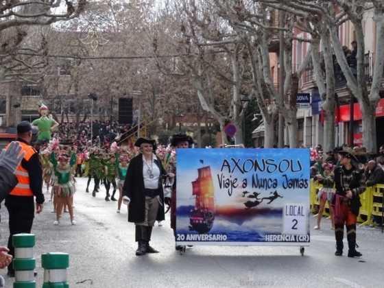 Desfile 2017 Ofertorio del Carnaval de Herencia 430 560x420 - Fotografías del Ofertorio de Carnaval de Herencia 2017