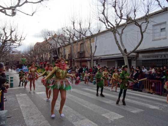Desfile 2017 Ofertorio del Carnaval de Herencia 434 560x420 - Fotografías del Ofertorio de Carnaval de Herencia 2017