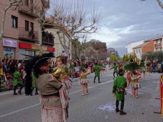 Desfile 2017 Ofertorio del Carnaval de Herencia 441 560x420 - Fotografías del Ofertorio de Carnaval de Herencia 2017