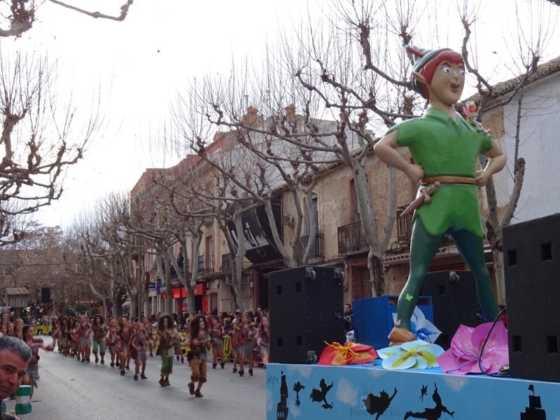Desfile 2017 Ofertorio del Carnaval de Herencia 442 560x420 - Fotografías del Ofertorio de Carnaval de Herencia 2017