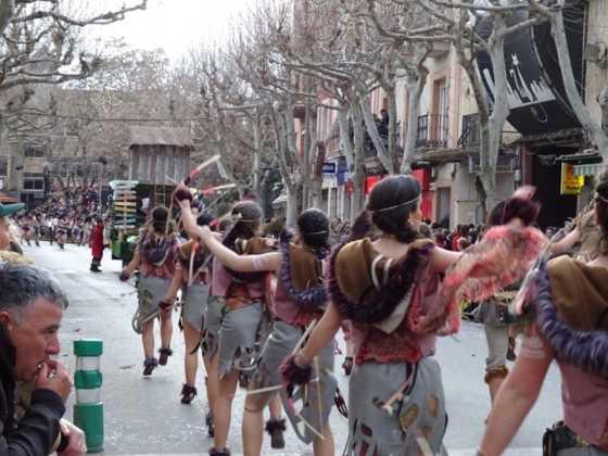 Desfile 2017 Ofertorio del Carnaval de Herencia 447 560x420 - Fotografías del Ofertorio de Carnaval de Herencia 2017