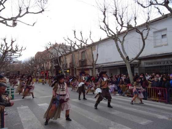 Desfile 2017 Ofertorio del Carnaval de Herencia 451 560x420 - Fotografías del Ofertorio de Carnaval de Herencia 2017