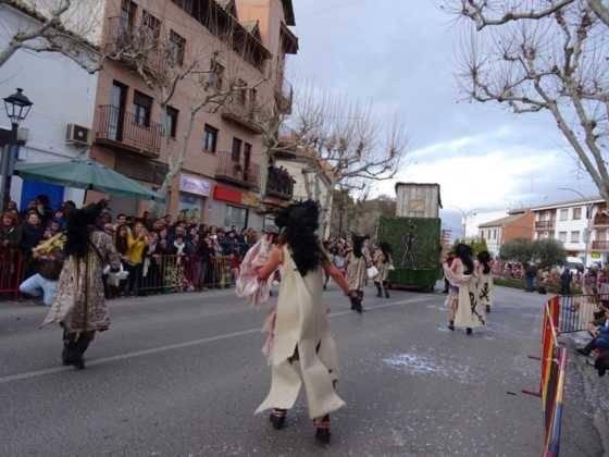 Desfile 2017 Ofertorio del Carnaval de Herencia 452 560x420 - Fotografías del Ofertorio de Carnaval de Herencia 2017
