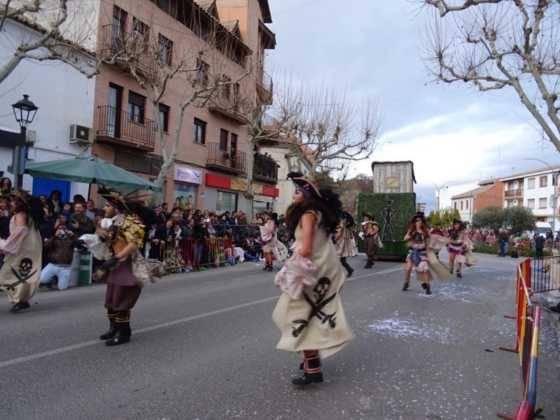 Desfile 2017 Ofertorio del Carnaval de Herencia 453 560x420 - Fotografías del Ofertorio de Carnaval de Herencia 2017