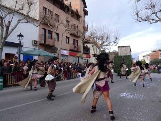 Desfile 2017 Ofertorio del Carnaval de Herencia 454 560x420 - Fotografías del Ofertorio de Carnaval de Herencia 2017