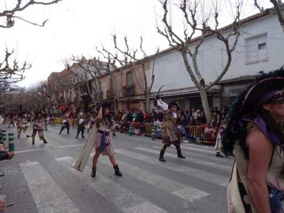 Desfile 2017 Ofertorio del Carnaval de Herencia 456 560x420 - Fotografías del Ofertorio de Carnaval de Herencia 2017